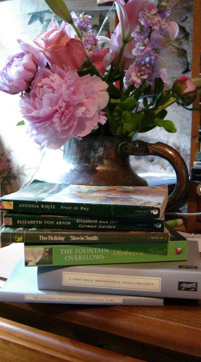 Booksandflowers